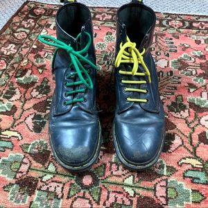 VTG True Punk Doc Marten 1460 8-Eye Boots